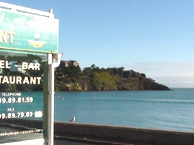 hotel-plage-cancale with booking.com