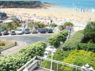 plage-dinard with booking.com
