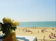 plage-hossegot with booking.com