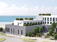 h tel thalasso de la baie hr seaside hotel granville normandy. Black Bedroom Furniture Sets. Home Design Ideas